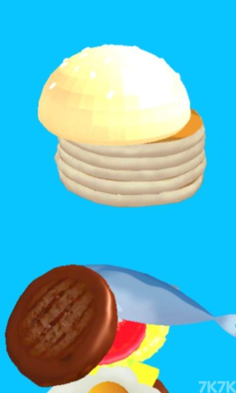 《全民叠汉堡》游戏画面4