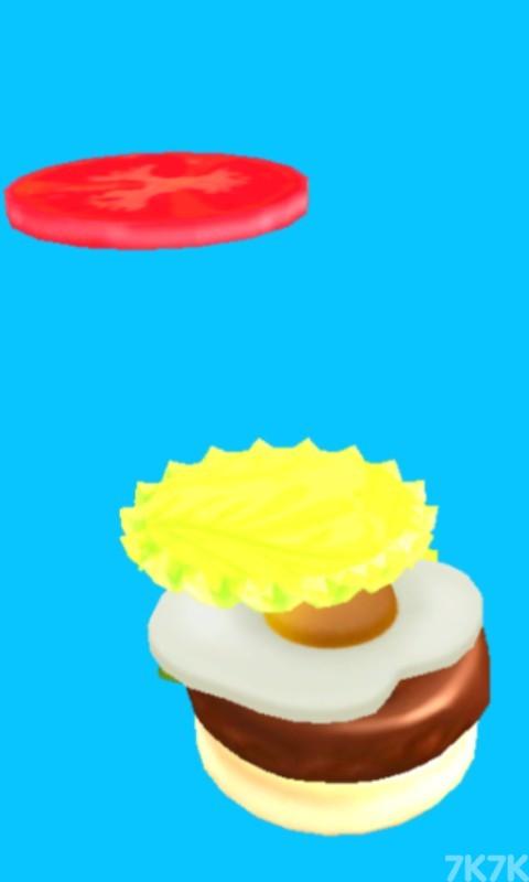 《全民叠汉堡》游戏画面3