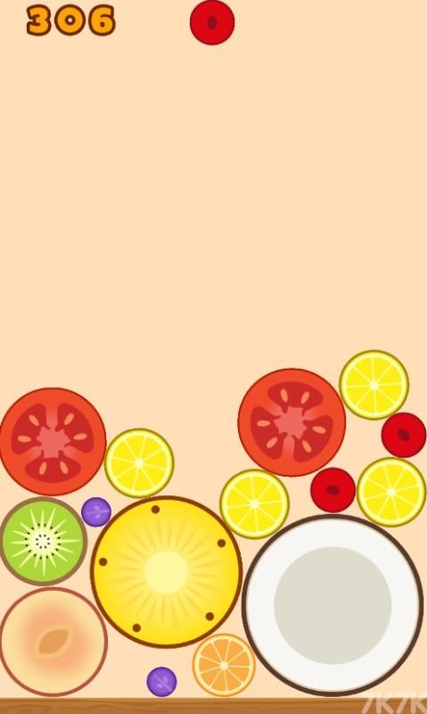 《合成大西瓜》游戏画面2