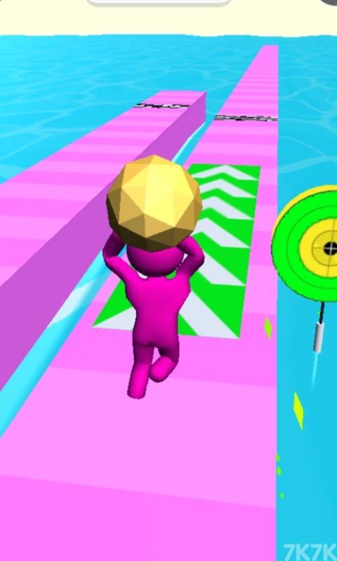 《橡皮人投掷》游戏画面3