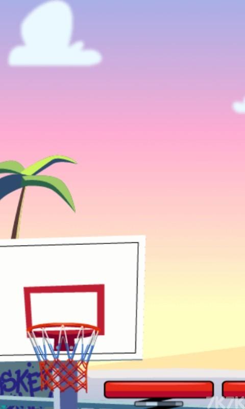 《超强扣篮》游戏画面4