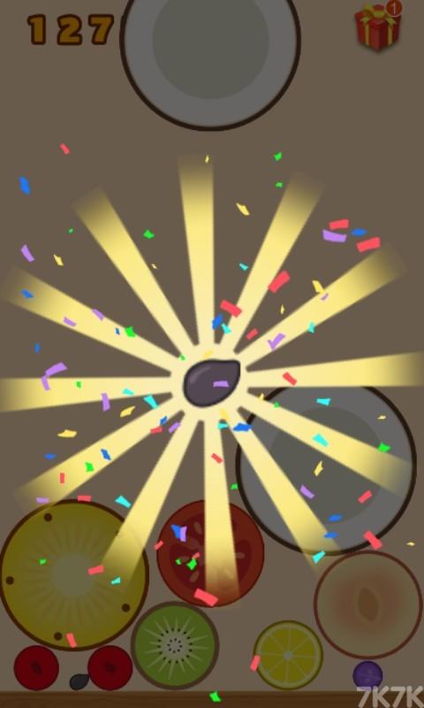 《合成小芝麻》游戏画面3