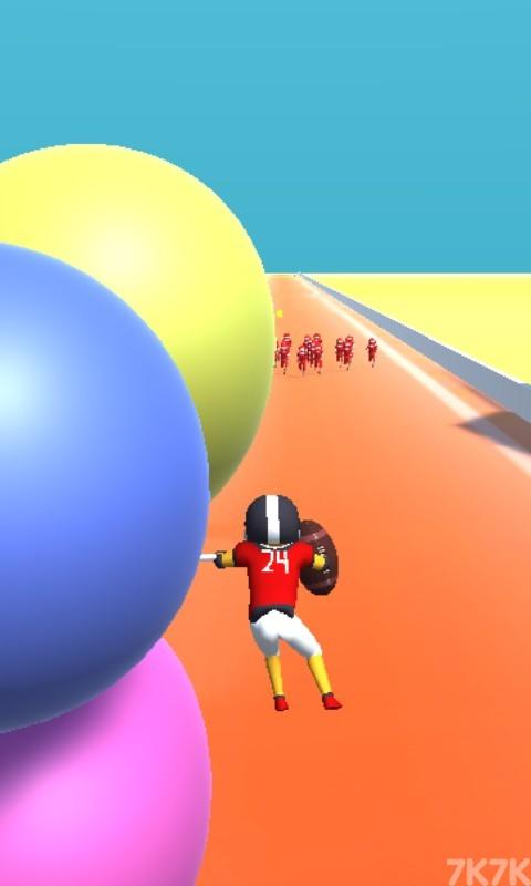 《橄榄球达阵》游戏画面2