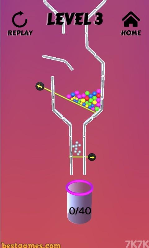 《拔出栓子》游戏画面3
