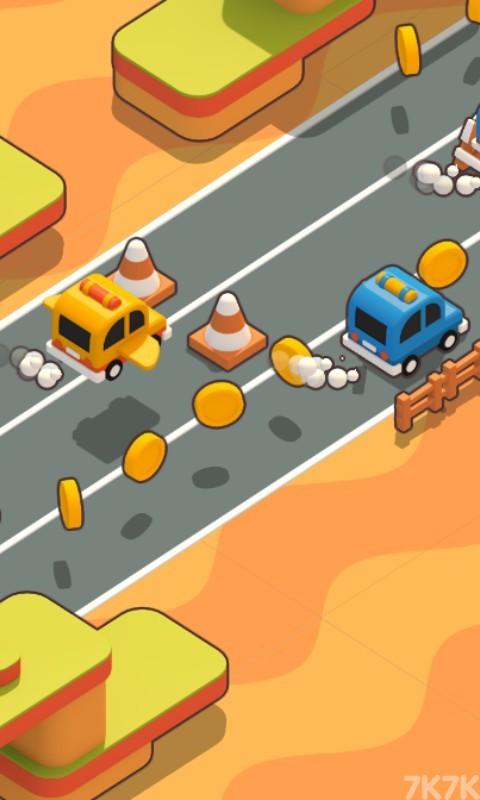 《沙漠之路》游戏画面4