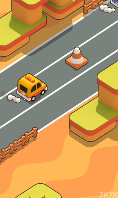 《沙漠之路》游戏画面1