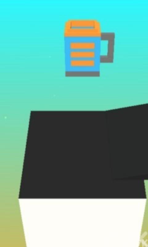 《下落的杯子》游戏画面4