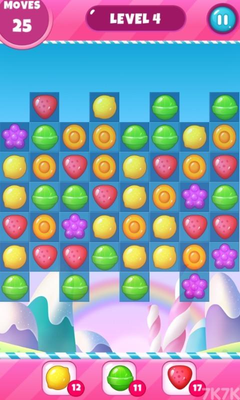 《糖果世界对对碰》游戏画面3
