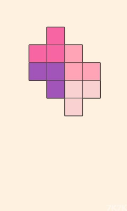 《色彩拼图》游戏画面3