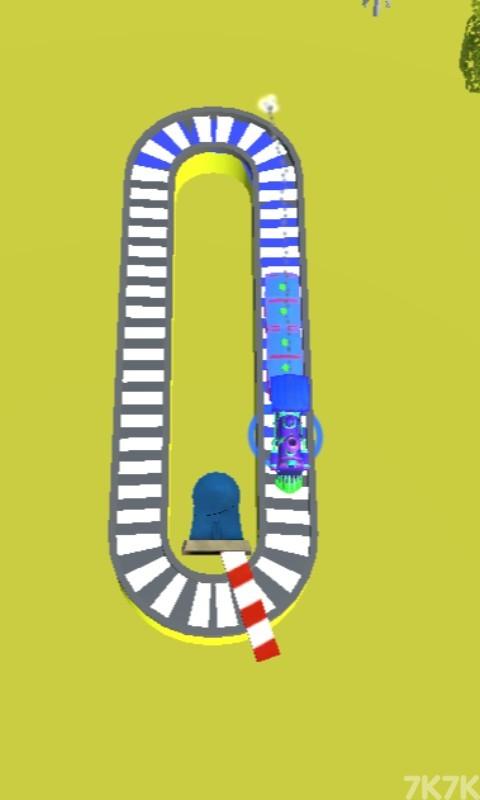 《火车交通指挥》游戏画面2