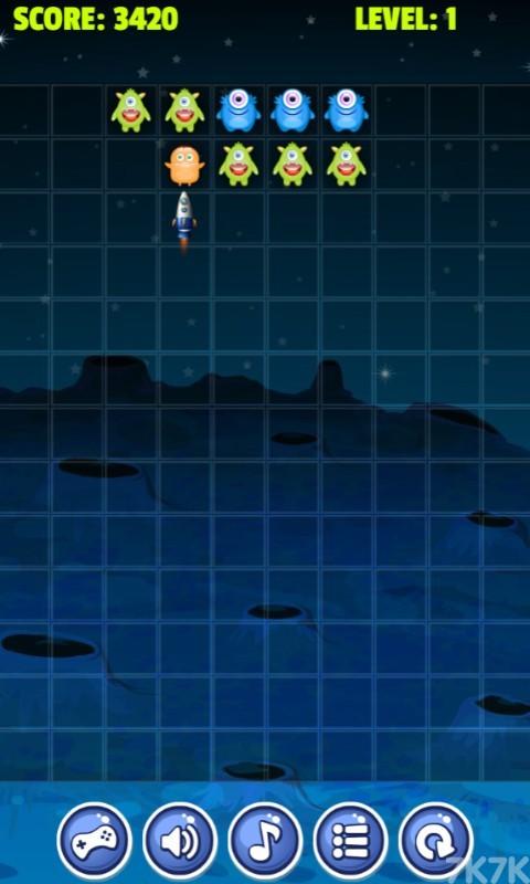 《火箭冲出去》游戏画面2