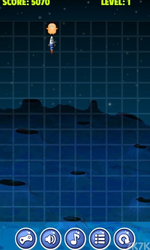《火箭冲出去》游戏画面3