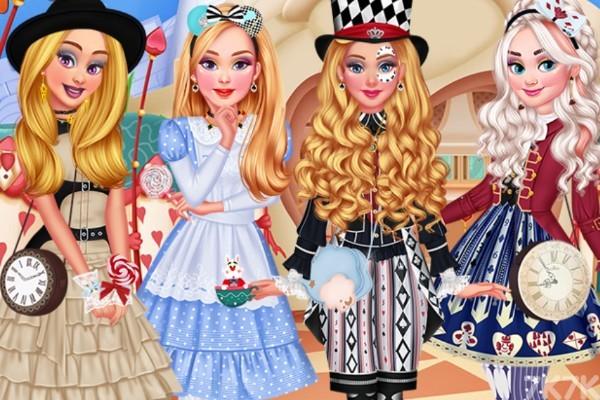 《红桃公主舞会》游戏画面1