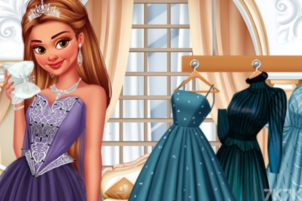 《女王的典礼》游戏画面5