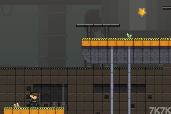 《超级男孩》游戏画面1