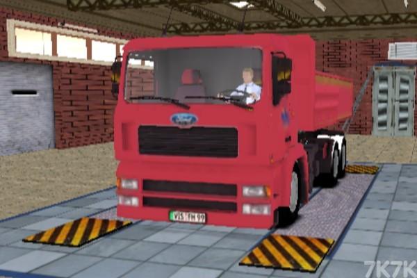 《模拟大卡车》游戏画面3