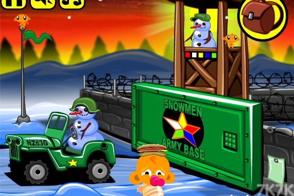 《逗小猴开心系列477》游戏画面1