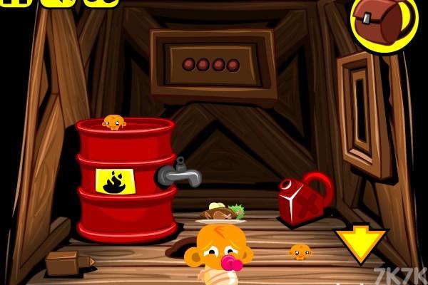 《逗小猴开心系列477》游戏画面2