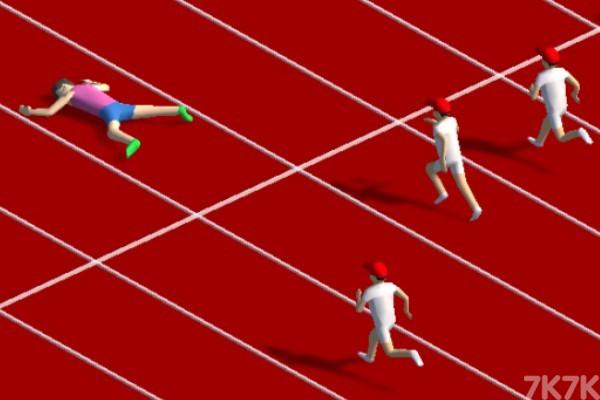 《百米速跑》游戏画面2