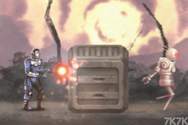 《未来枪战》游戏画面2