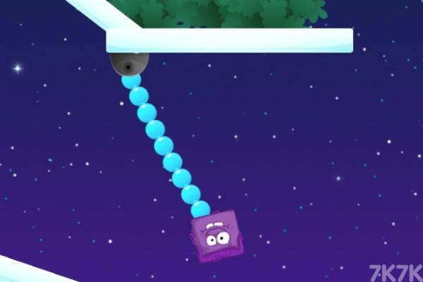 《紫色冰块回家3》游戏画面3