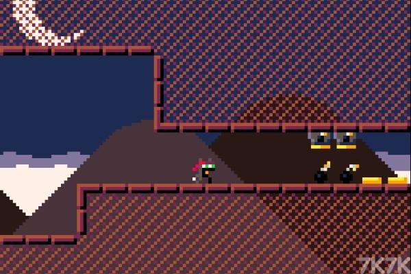 《忍者猫》游戏画面3