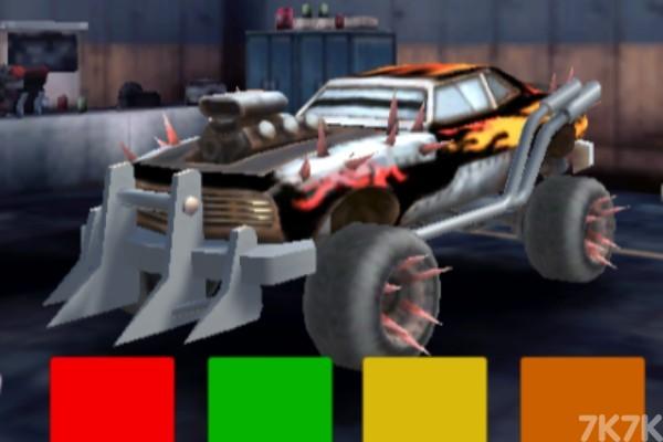 《新城市停车》游戏画面3