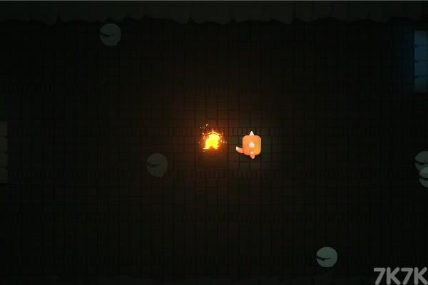 《小怪兽逃脱》游戏画面1