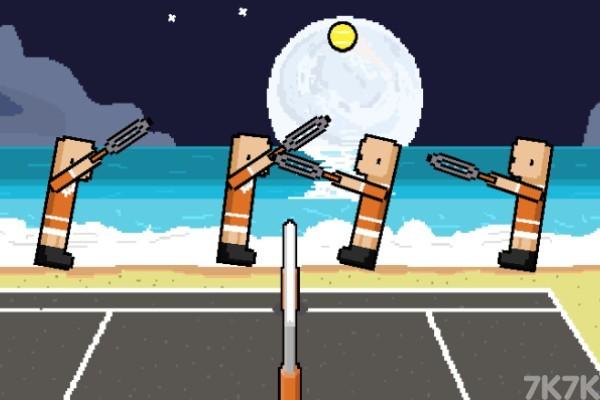 《网球大满贯》游戏画面4