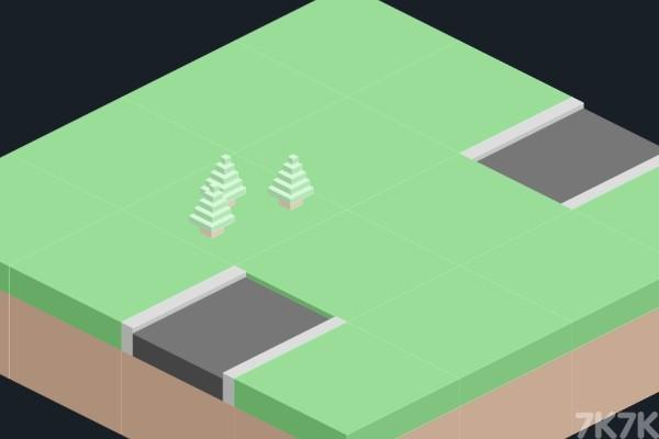 《道路填充》游戏画面1