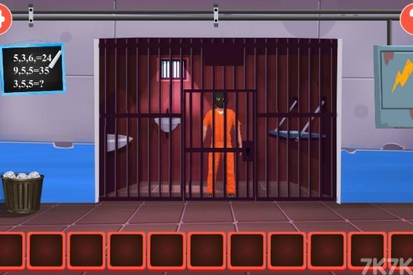 《逃出监狱》游戏画面4