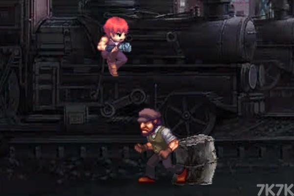 《复仇之臂审判》游戏画面1