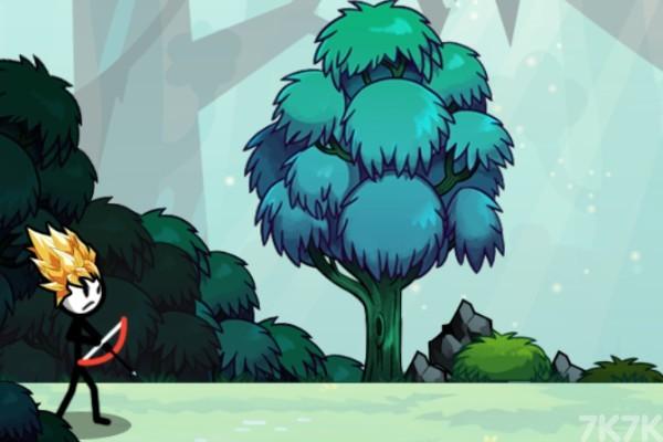 《火柴人射箭3修改版》游戏画面2