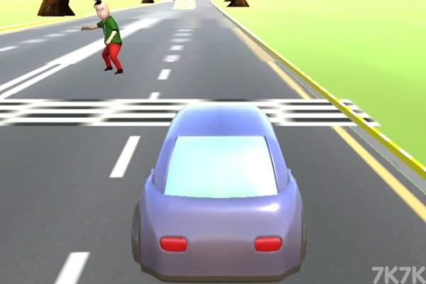 《Q版越野赛》游戏画面4