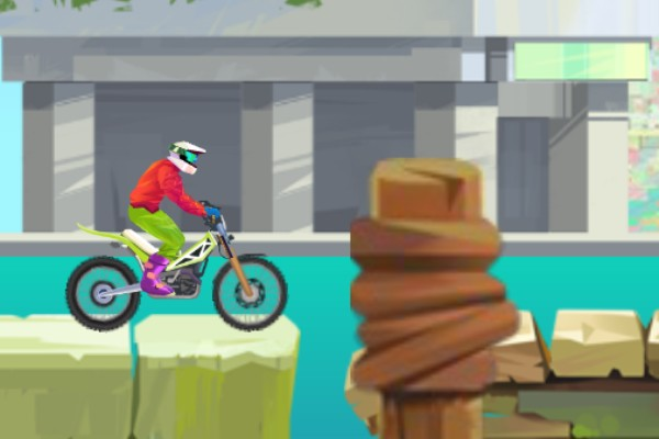 特技摩托大赛2