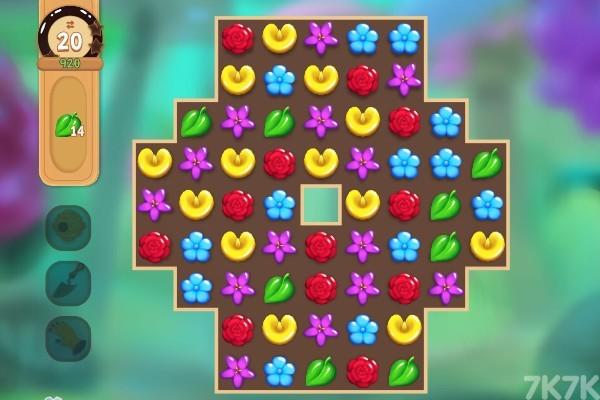 《花园对对碰》游戏画面3