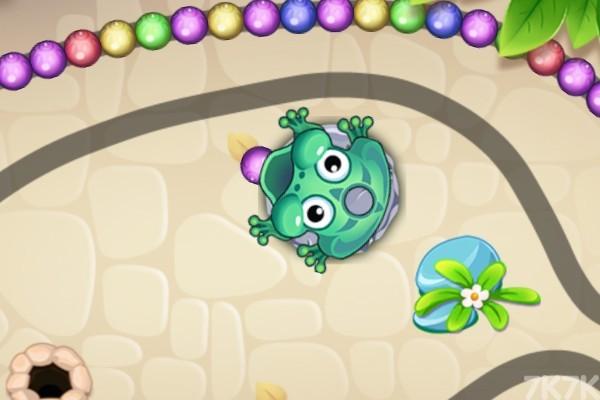 《青蛙祖玛h5》游戏画面3