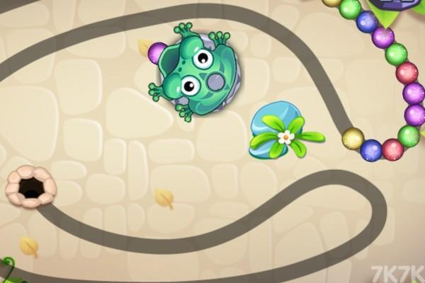 《青蛙祖玛h5》游戏画面4