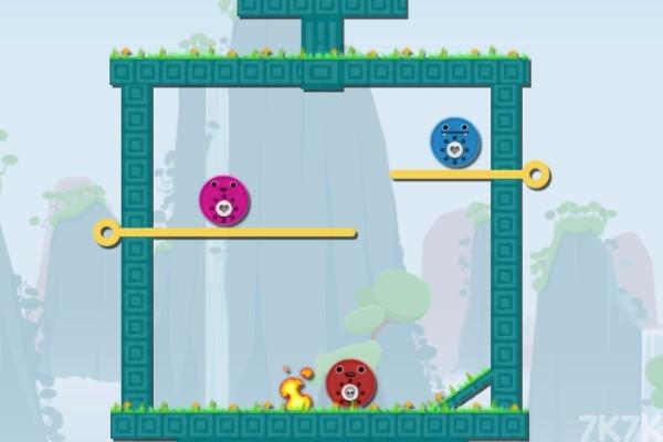 《恋爱球球7》游戏画面2