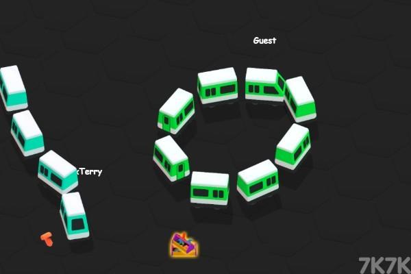 《摇摆的火车》游戏画面3