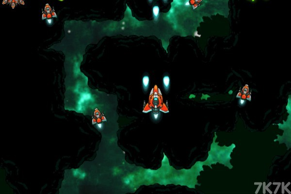 《星空红战机》游戏画面1