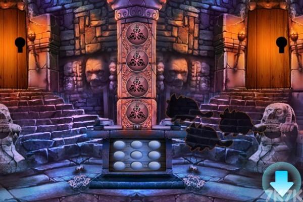 《救援小棕猪》游戏画面2