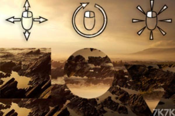 《图片拼接》游戏画面1