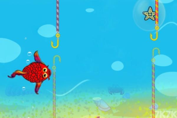 《鲤鱼大探险》游戏画面2
